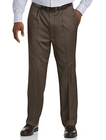 Geoffrey Beene® Textured Solid Suit Pants