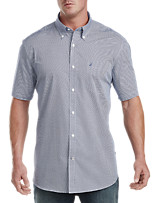 Nautica® Dot Print Sport Shirt