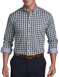 Nautica® Whitecap Plaid Sport Shirt