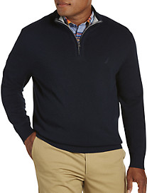 Nautica® 1/4-Zip Sweater