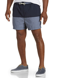 Nautica® Colorblocked Swim Trunks