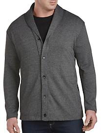 Perry Ellis® Shawl-Collar Sweater