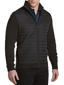 Perry Ellis® Quilted Front Jacket