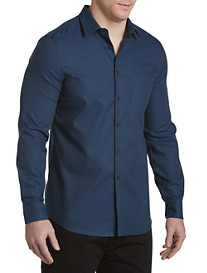 Perry Ellis® Iridescent Sport Shirt