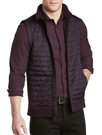Perry Ellis® Quilted Vest