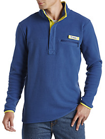 Columbia® Men's PFG Harborside Fleece Pullover Jacket