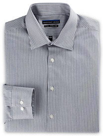 Geoffrey Beene® Outlined Stripe Dress Shirt