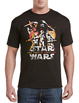 Star Wars VII New Poster Graphic Tee