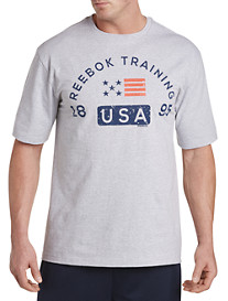 Reebok Stamp Graphic Tee