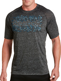 Reebok Performance Digital Print Graphic Tee