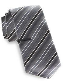 Gold Series Triple Color Tie Bar Stripe