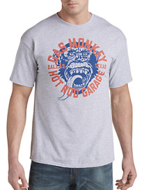 Gas Monkey: Monkey Business Graphic Tee
