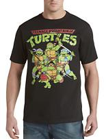 Teenage Mutant Ninja Turtles Graphic Tee