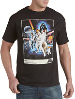 Star Wars Galaxy Graphic Tee