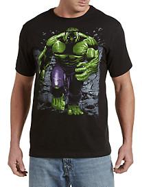 The Incredible Hulk Walk Graphic Tee