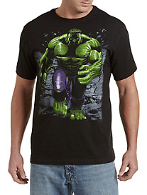 The Incredible Hulk Walk Graphic Tee