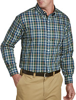 Oak Hill® Medium Plaid Sport Shirt