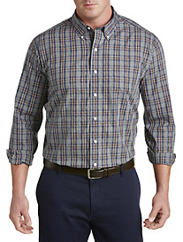 Oak Hill® Medium Plaid Sport Shirt