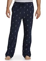 Nautica® Anchor-Print Fleece Pants