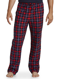 Nautica® Plaid Fleece Pants