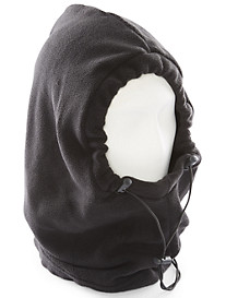 New York Accessory Microfleece Hood