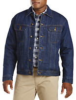 Wrangler® Sherpa-Lined Denim Jacket