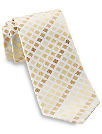 Geoffrey Beene Thankful Boxes Silk Tie