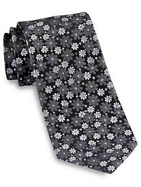 Geoffrey Beene® Playful Floral Silk Tie