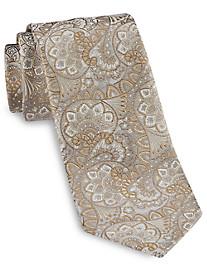 Geoffrey Beene® Day To Night Paisley Silk Tie