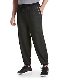 PX Clothing Mélange Yarn Joggers