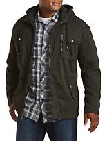 PX Clothing Garmen-Dyed Jacket