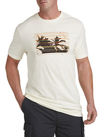 Nautica® Lines Over Palms Tee
