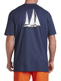 Nautica® Sailboat Tee