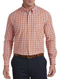 Nautica® Plaid Poplin Sport Shirt