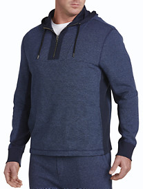Nautica® 1/4-Zip Hooded Pullover