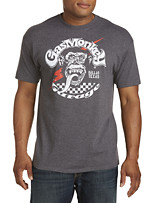 Gas Monkey Texas Bolt Graphic Tee