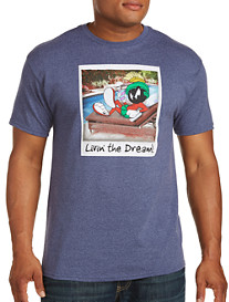 Marvin Martian: Livin' The Dream Graphic Tee