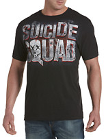 Suicide Squad Smoking Holes Graphic Tee