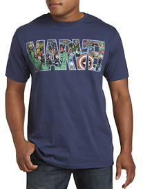 Marvel® Comics Group Fill Graphic Tee