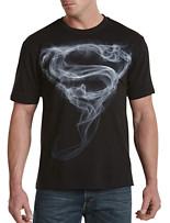 Superman Smoke Graphic Tee