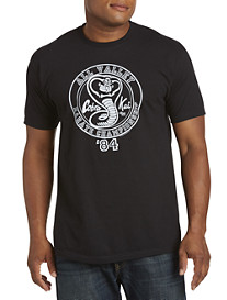 Karate Kid Cobra Kai Graphic Tee