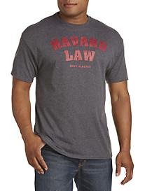 Havard Law Graphic Tee