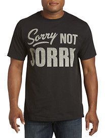 Sorry Not Sorry Graphic Tee