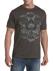 Ace of Spades Graphic Tee