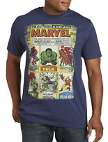 Marvel® Comics Tales Comicbook Cover Graphic Tee
