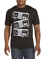 Nintendo™ Controllers Graphic Tee