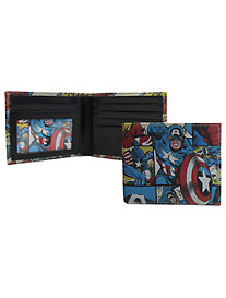 Marvel® Captain America Bifold Wallet