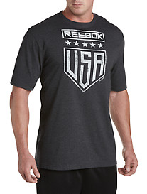 Reebok Badge Graphic Tee