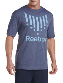 Reebok Stars and Stripes Graphic Tee