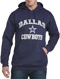 NFL Dallas Cowboys Pullover Fleece Hoodie